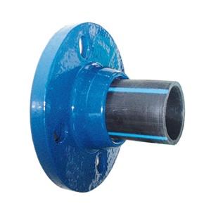 Flangia antisfilamento per tubi in pe e pvc for Raccordi per tubi scaldabagno