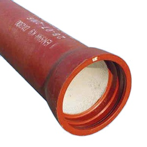 Tubazioni in ghisa sferoidale per fognatura