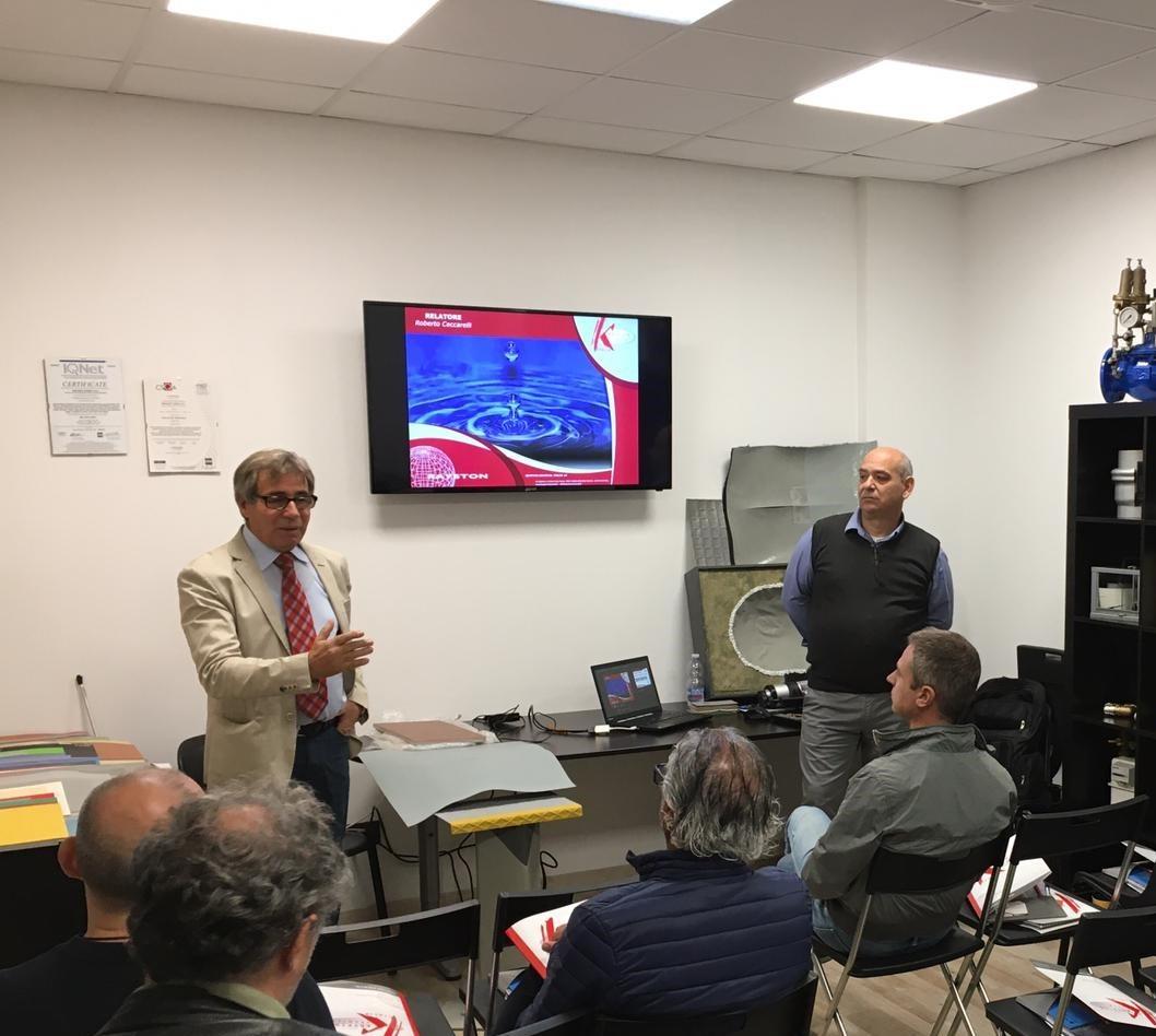 Seminari tecnici su prodotti e tecnologie innovativi
